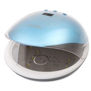 Lampa unghii UV LED 36W Crystal PRO LUXORISE Germania, Albastru Topaz imagine