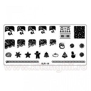 Matrita Unghii XLR-18 imagine