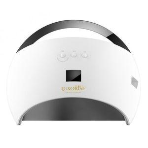 Lampa UV LED Hybrid 48W LUXORISE Germania, Display Digital SUN6, Double Light LED, Culoare Alb - Uscare Rapida imagine