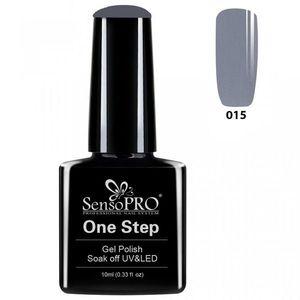 Oja Semipermanenta SensoPRO One Step 10ml - #015 - Cosmic imagine
