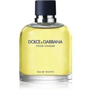 Dolce & Gabbana Pour Homme eau de toilette pentru bărbați 200 ml imagine