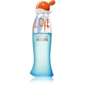 Moschino I Love Love eau de toilette pentru femei 50 ml imagine