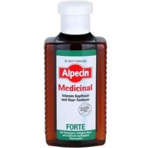 Alpecin Medicinal Forte tonic intens impotriva matretii si caderii parului imagine