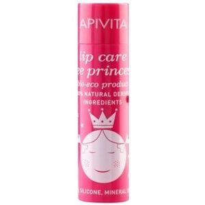 Apivita Lip Care Bee Princess Balsam de buze hidratant pentru copii imagine
