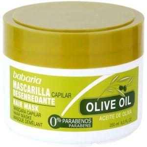 Babaria Olive masca de par hranitoare cu ulei de masline imagine