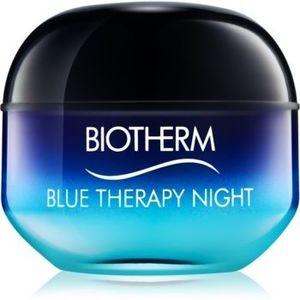 Biotherm Blue Therapy crema de noapte pentru contur pentru toate tipurile de ten imagine