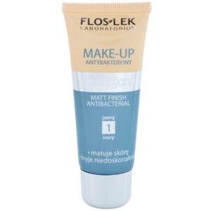 FlosLek Laboratorium Anti Acne machiaj cu efect matifiant pentru tenul gras, predispus la acnee imagine
