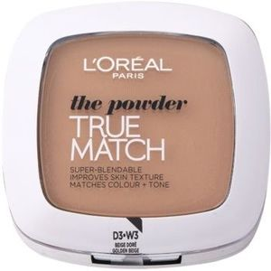 L'Oréal Paris True Match pudra compacta imagine