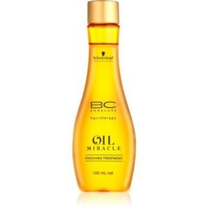 Schwarzkopf Professional BC Bonacure Oil Miracle Argan Oil tratament pentru par cu fir gros, aspru și uscat imagine