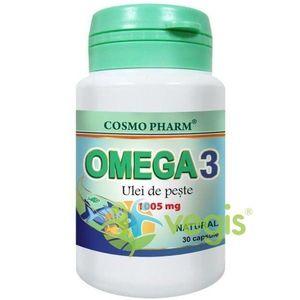 Omega 3 Ulei De Peste 30cps imagine
