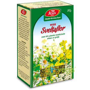 Ceai Slabit Sveltaflor (M98) 50gr imagine