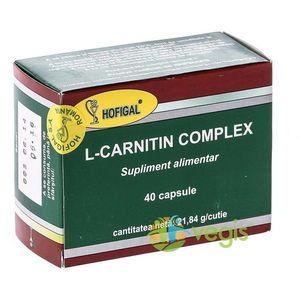 L-Carnitin Complex 40cps imagine