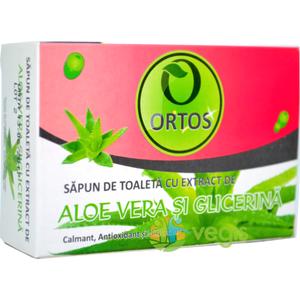 Sapun Aloe Vera&Glicerina 100gr imagine