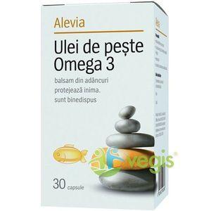 Ulei De Peste Omega 3 30cps imagine
