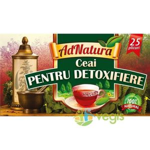 Ceai Pentru Detoxifiere 20dz imagine
