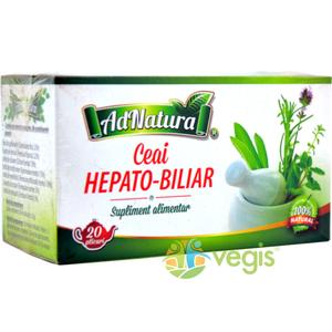 Ceai Hepato-Biliar 20dz imagine
