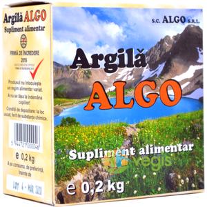 Argila Algo 200g imagine