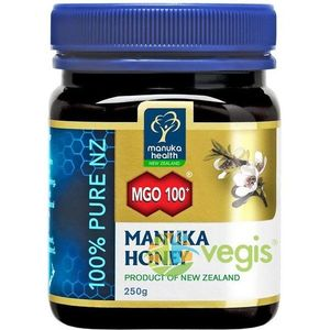 Miere De Manuka (MGO 100+) 250g imagine