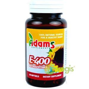 Vitamina E naturala 400ui 30cps imagine