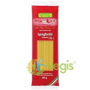 Spaghete Semola Ecologice/Bio 500g imagine