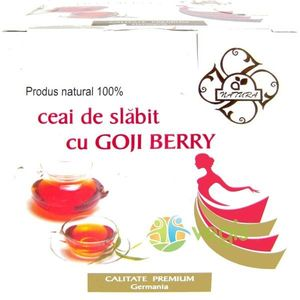 Ceai De Slabit Cu Goji 20dz imagine