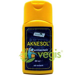 Aknesol - Gel Antiacneic 60ml imagine