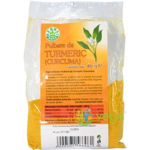 Turmeric (Curcuma) Pulbere 40g imagine
