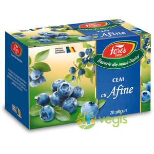 Ceai Afine Aromfruct 20dz imagine