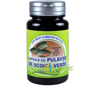 Scoica Verde 30cps imagine