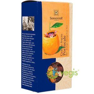 Ceai Fructe Portocale Ecologic/BIO 100gr imagine