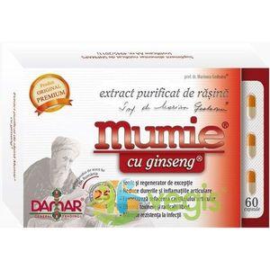 MUMIE Extract de Rasina si Ginseng 60cps imagine