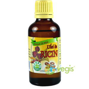 Ulei De Ricin 50ml imagine