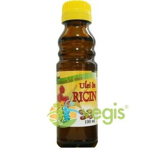 Ulei de Ricin Presat la Rece 100ml imagine