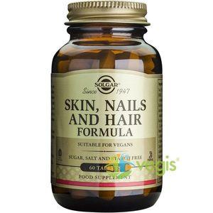Skin Nails And Hair Formula 60tb (Formula pentru piele, unghii si par) imagine