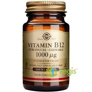 Vitamina B12 1000mcg 100tb (Cobalamina) imagine