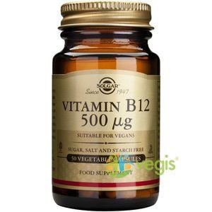 Vitamina B12 500mcg 50cps(Cobalamina) imagine