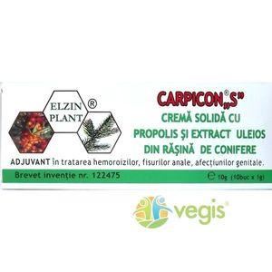 Carpicon S Supozitoare 10 X 1 Gr imagine
