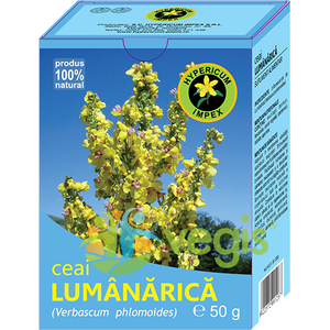 Ceai Lumanarica 50g imagine