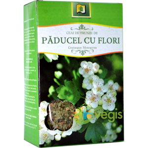 Ceai Paducel Flori 50gr imagine