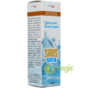 Sinus Spa Forte - Spray Nazal Cu Apa Termala 30ml imagine