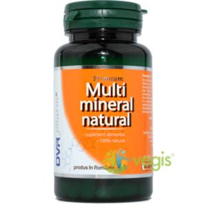 Multimineral Natural 60cps imagine
