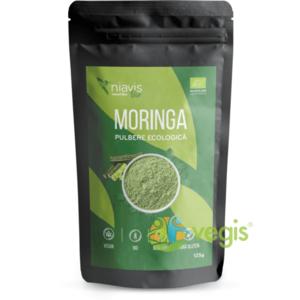 Moringa Pulbere Ecologica/Bio 125g imagine