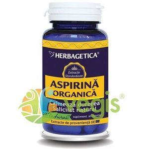 Aspirina Organica 60cps imagine