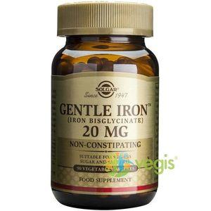 Gentle Iron (Fier) 20mg 90cps imagine