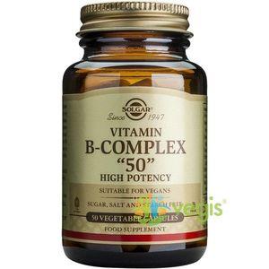 Vitamina B-50 Complex 50Cps imagine