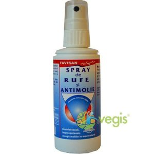 Spray Odorizant Multifunctional Anti-Insecte (Rufe si Antimolie) 100ml imagine