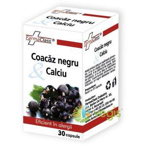 Coacaz Negru & Calciu 30 Cps imagine