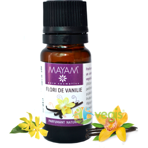 Parfumant Natural Flori De Vanilie 10ml imagine
