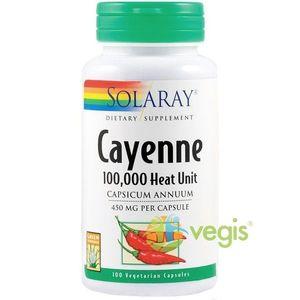 Cayenne 450mg 100cps imagine