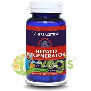 Hepato Regenerator 60Cps imagine